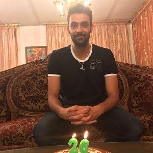 تولد ۲۶ سالگی سامان فائزی (شهریور ۹۶)