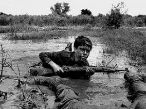 عکس معروف شهید حسن جنگجو