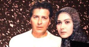 عکس آنا نعمتی و همسرش