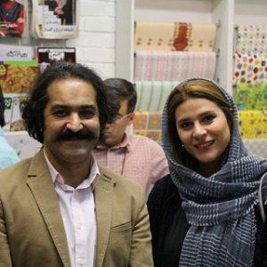 عکس افشین هاشمی و سحر دولت شاهی