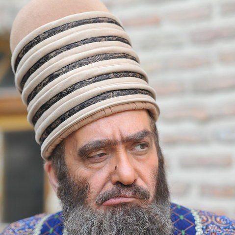 عکس داریوش کاردان در نقش حاج ابراهیم خان کلانتر(تبریز در مه)