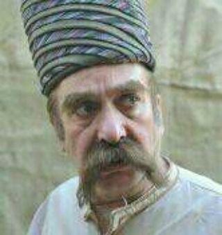 عکس داریوش کاردان در نقش حسین قلی خان بادکوبه ای(تبریز در مه)