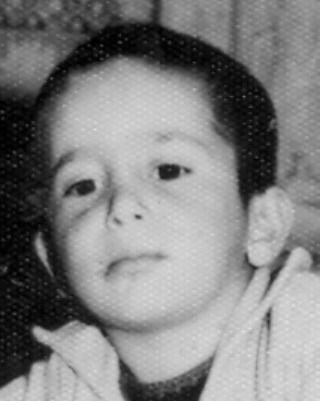 عکس داریوش کاردان در کودکی
