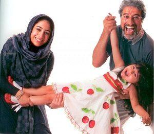 عکس دختران علیرضا خمسه
