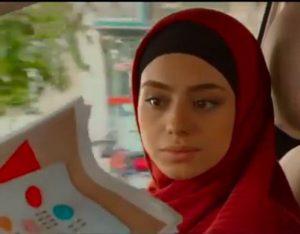 عکس مریم شاه ولی (نقش مبینا در سریال نفس شیرین)
