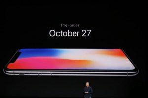 پیش خرید اپل ایفونX