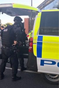 تصاویر از انفجار مترو در غرب لندن