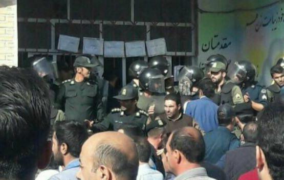 درگیری در محله اسلام آباد ارومیه (آزار جنسی دختربچه ۱۲ ساله)