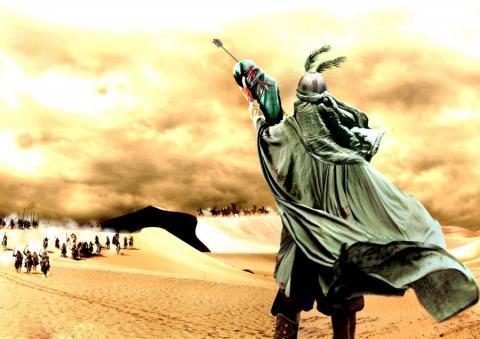 قاتل علی اصغر در روز عاشورا کیست؟