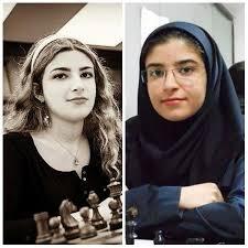 درسا درخشانی استاد بزرگ شطرنج ایران