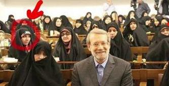 زهرا لاریجانی کیست؟ (بیوگرافی + عکس)