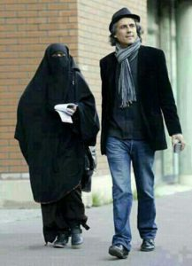 عکس رشید نکاز تاجر مسلمان فرانسوی و الجزایری