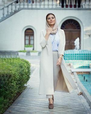 عکس سحر دولت شاهی