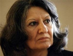 عکس همسر جلال طالبانی به نام هیرو