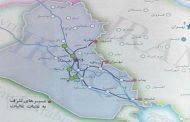 مرز چذابه و مسیر دسترسی به عتبات عالیات در عراق
