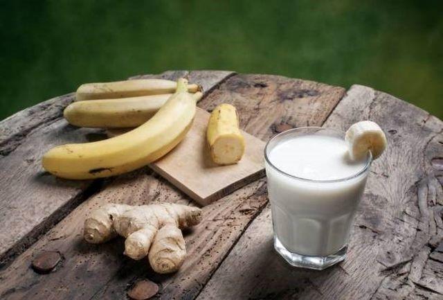 معجون موز و زنجبیل برای لاغری (دستورالعمل تهیه و مصرف)