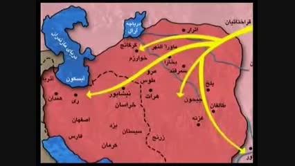 داستان حماسه هرمز + خلاصه ای از ۳ حمله مغولان به ایران