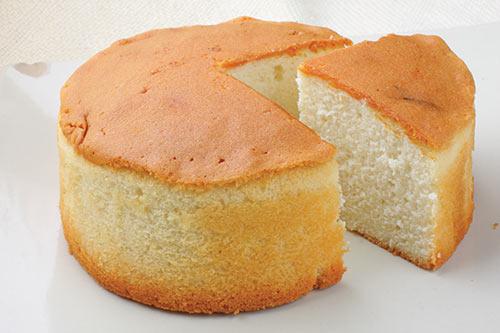 طرز تهیه کیک اسفنجی با پف زیاد