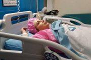 بیماری و علت جراحی بهنوش بختیاری