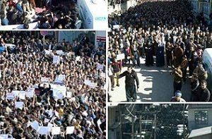 عکس تشییع جنازه ابوبکر معروفی