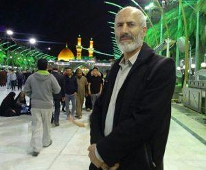 عکس علی اصغر باقری