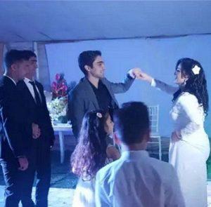 عکس مراسم ازدواج ناصر محمدخانی