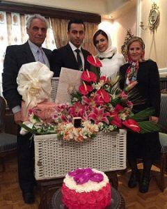 عکس مراسم ازدواج نجمه جودکی