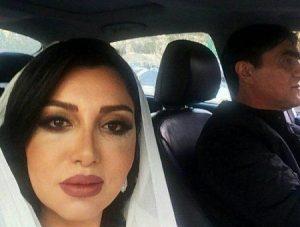 عکس همسر سوم ناصر محمدخانی