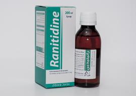 قرص و شربت رانیتیدین (عوارض و بارداری)