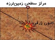 مرکز سطحی زلزله