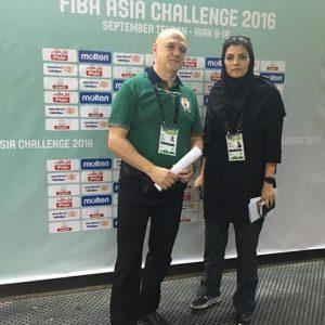 عکس و بیوگرافی نعیمه ظفر اولین گزارشگر ورزشی صدا و سیما