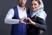 نسیم نهالی همسر محسن فروزان + اینستاگرام و عکس