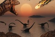 علت انقراض دایناسورها + فیلم مستند انقراض دایناسورها