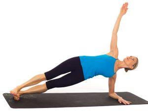 سه حرکت پیلاتس برای داشتن شکمی صاف - حرکت سوم