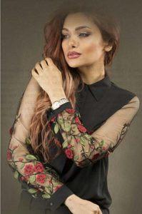 عکسهای همسر محسن فروزان