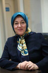 عکس ثروتمندترین زن ایران