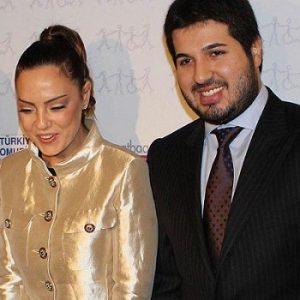 عکس رضا ضراب و همسرش