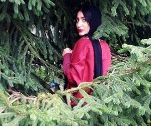 عکس فرزانه تفرشی همسر مجتبی پیرزاده