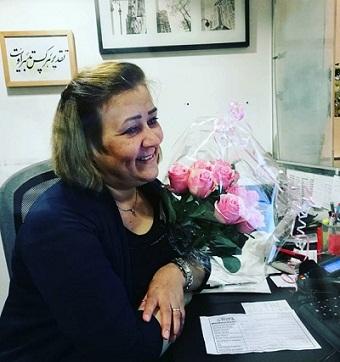 عکس مادر امیرحسین افتخاری