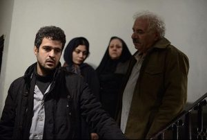 عکس مجتبی پیرزاده در فروشنده