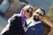 ازدواج محسن افشانی با سویل تیانی خیابانی + بیوگرافی و عکس