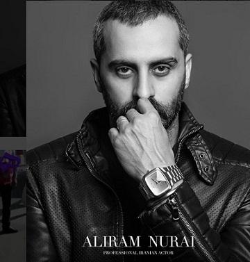 بیوگرافی علیرام نورایی و همسرش + عکس و اینستاگرام