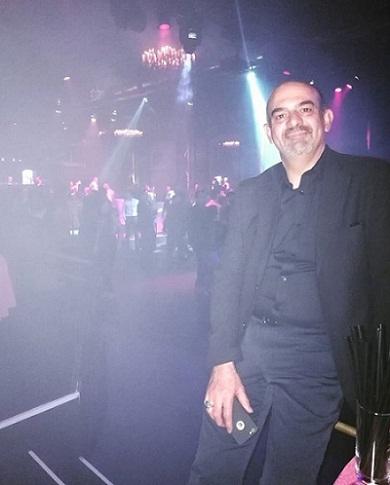 عکس پدر امیرحسین افتخاری