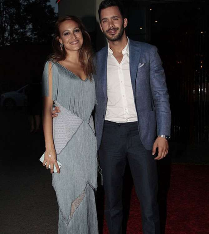 عکس گوپسه اوزای و همسرش باریش اردوچ