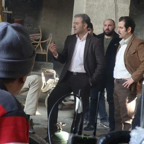 آقای اکبری در سریال آنام