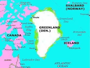 بزرگترین جزیره روی زمین (نام بزرگ ترین جزیره جهان چیست؟)