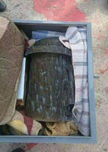 جعبه سیاه کشتی سانچی
