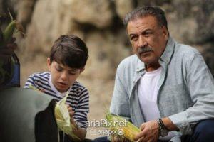 عبدالرضا اکبری در سریال آنام
