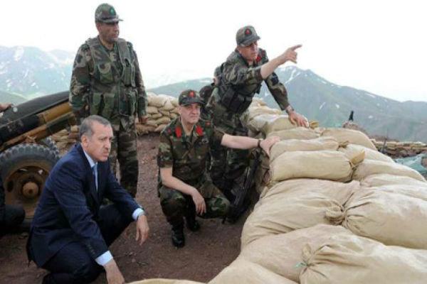 علت حمله ترکیه به عفرین