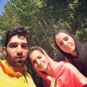 عکس خواهران سید محمد موسوی